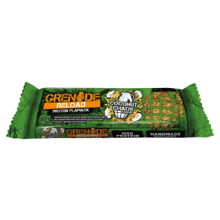 Reload Protein Flapjack: Coconut Chaos