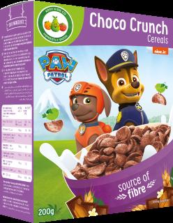 Paw Patrol ChoCo Crunch Cereals