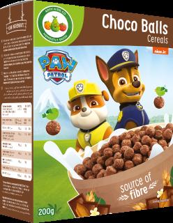 Co Paw Patro ChoCo Balls Cereals