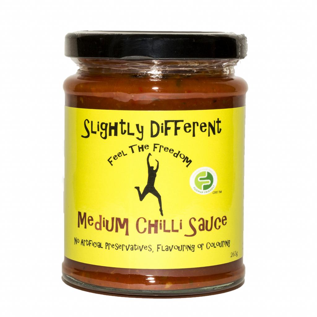 Medium Chilli Sauce