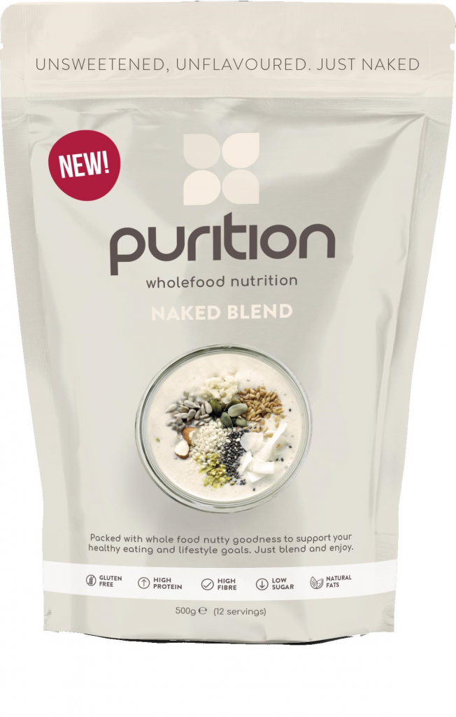 PURITION Wholefood Nutrition: Naked Blend (Unflavoured/Unsweetened)