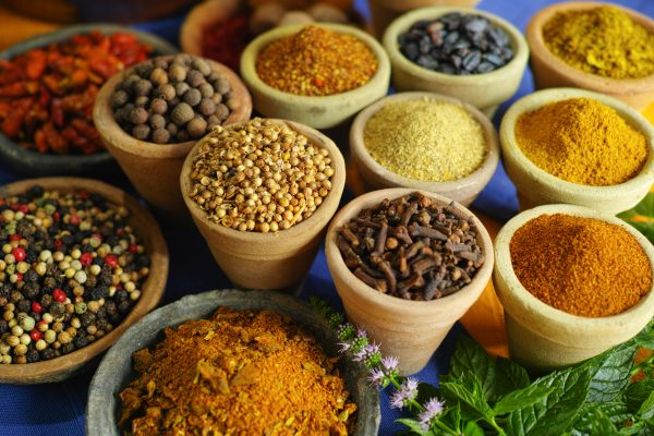 spices african