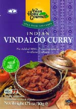 Spice Paste for Indian Vindaloo Curry