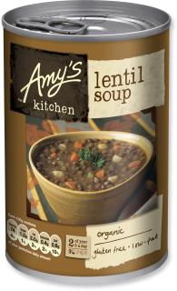 Amy's Kitchen Lentil Soup