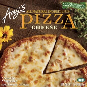 Amy's Kitchen Single Serve Cheese Pizza UK