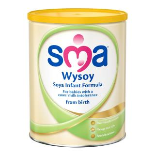 SMA® Wysoy® Soya Infant Formula 860g