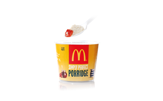 Quaker Oat So Simple ® Porridge
