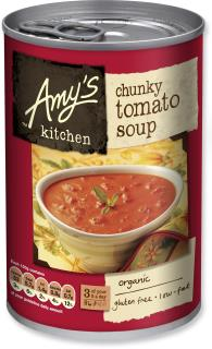 Amy's Kitchen Chunky Tomato Soup