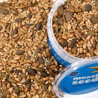 Munchy Seeds Sesame Sprinkles