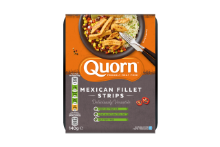 Quorn Mexican Fillet Strips 140g