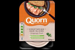 Quorn Vegetarian Ham Slices 100g, 170g & 180g