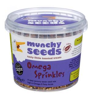 Munchy Seeds Omega Sprinkles