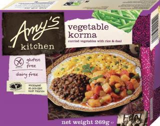 Amy's Kitchen Indian Vegetable Korma