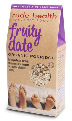 Rude Health Fruity Date Porridge