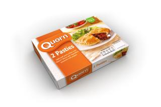 Quron Meat Free Pasties 300g