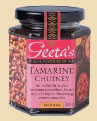 Geeta's Tamarind Chutney