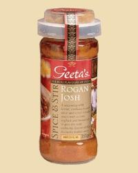 Geeta's Rogan Josh Spice & Stir