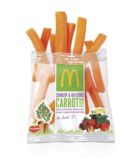 Carrot Sticks