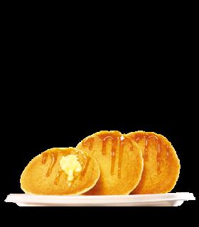 Pancakes & Syrup