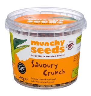 Munchy Seeds Savoury Crunch