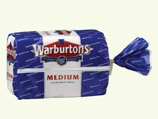 Warburtons White Medium 400g