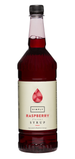Simply Raspberry Flavour Syrup