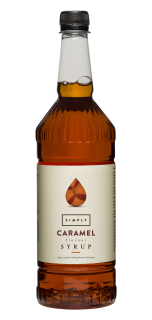 Simply Caramel Flavour Syrup