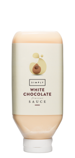 Simply White Chocolate Sauce