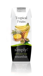 Simply Ready to Drink Tropical Smoothie