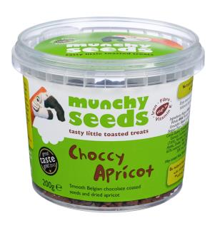 Munchy Seeds Choccy Apricot