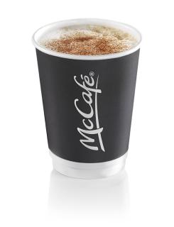 Freshly Ground Cappuccino
