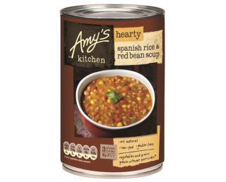 Amy's Kitchen Hearty Spanish Rice and Red Bean Soup