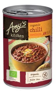 Amy's Kitchen Medium Chilli