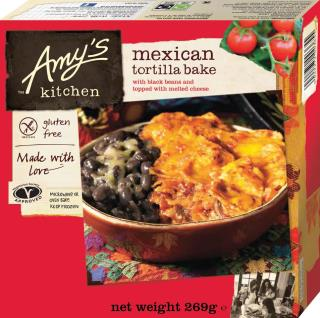 Amy's Kitchen Mexican Tortilla Bake