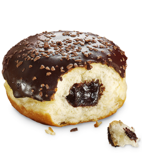 Chocolately Donut