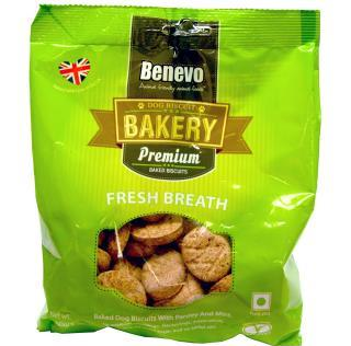 Benevo Fresh Breath Baked Biscuits
