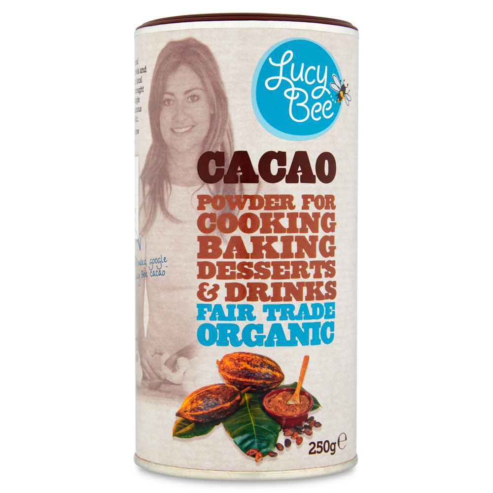 Lucy Bee Fair Trade Organic Cacao Powder