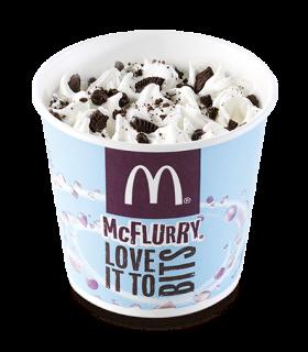 Oreo ® McFlurry