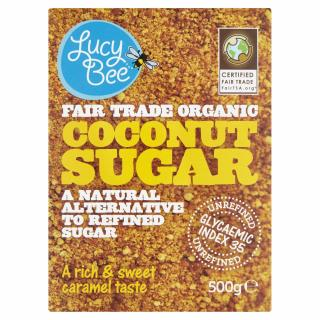 Lucy Bee Fair Trade Organic Coconut Sugar
