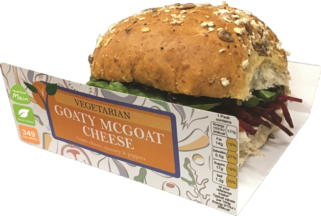 Goaty McGoat Cheese