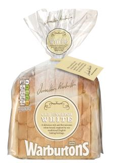 Warburtons Old English White 400g