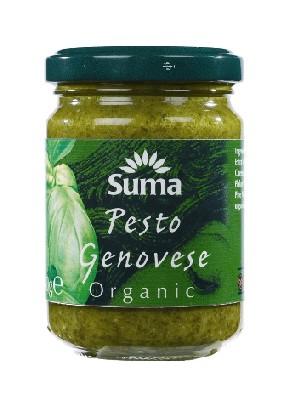Suma Organic Pesto Alla Genovese