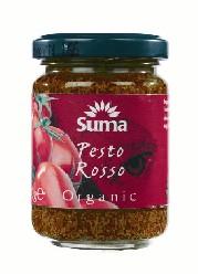 Suma Organic Pesto Rosso