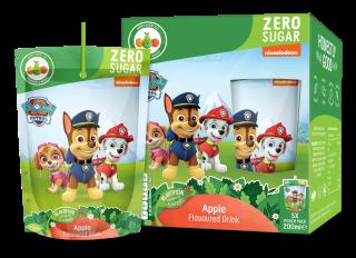 Paw Patrol Zero Sugar Apple Fruit Flavoured Drink (200ml)