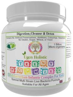 Teeny Tummies 1 Billion Strength Probiotic
