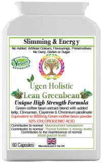Lean Green Bean Weight Loss Formula