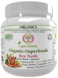 Organic Superfoods-Raw Foods