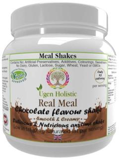 Real Meal (Chocolate Flavour)