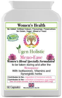Meno-Ease (Menopause Formula)