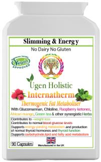 Internatherm Thermogenic Fat Metaboliser
